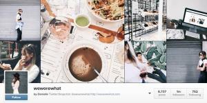 دختری که از انتشار هر عکس در اینستاگرام تا ۴۵ میلیون تومان درآمد دارد