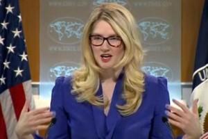 ماموریت ویژه کاخ سفید به دختر سخنگو!/مقصر سازی کلید خورد