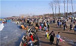 مرکز تفریحهای دریایی منطقه آزاد انزلی افتتاح شد