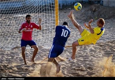 برنامه زمانبندی لیگ برتر فوتبال ساحلی اعلام شد