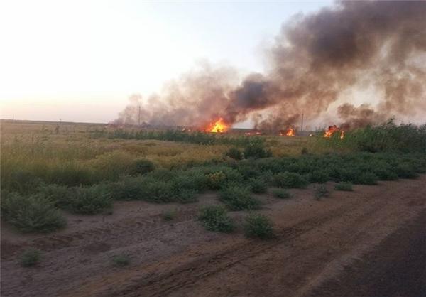 آخرین پایگاه داعش در استان دیالی عراق سقوط کرد