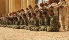 اعدام ۲۵ سرباز در شهر تدمر به دست داعش
