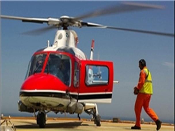 جسد خلبان و یک سرنشین بالگرد فلات قاره پیدا شد+ تصویر