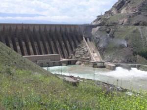 جریان آب کشاورزی سد سفیدرود گیلان مردادماه قطع می شود