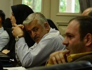 محمود باقری : من مخالفم