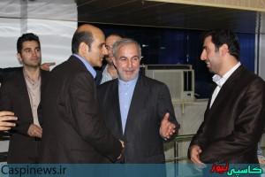 مراسم ضیافت افطاری نماینده مردم رشت برگزارشد/گزارش تصویری