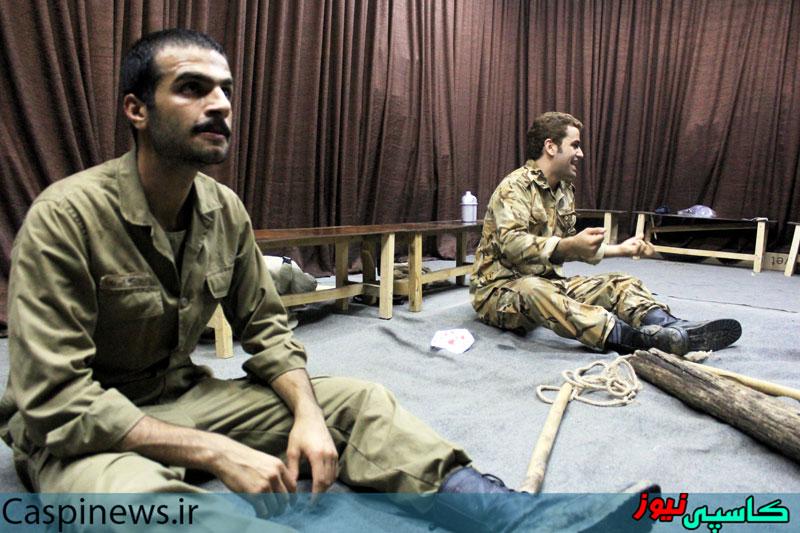مفهوم ضد جنگ این نمایش هم برای عامه مردم جذاب است هم برای خواص جامعه+تصاویر