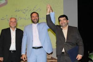 تودیع و معارفه رئیس اداره فرهنگ و ارشاد اسلامی شهرستان رشت برگزار شد+گزارش تصویری