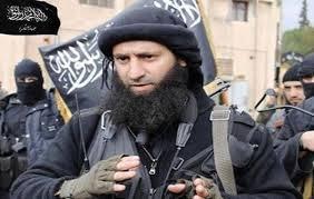 دستگیری عضو ارشد داعش با لباس زنانه + عکس