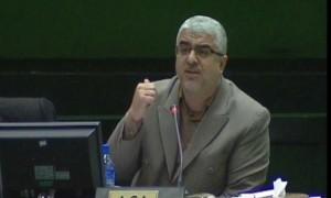 دفاع مهندس جعفرزاده از حقوق فیزیوتراپان و معلمان در صحن مجلس