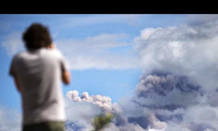 فوران یکی از خطرناک ترین آتشفشان های جهان پس از ۱۳۸ سال