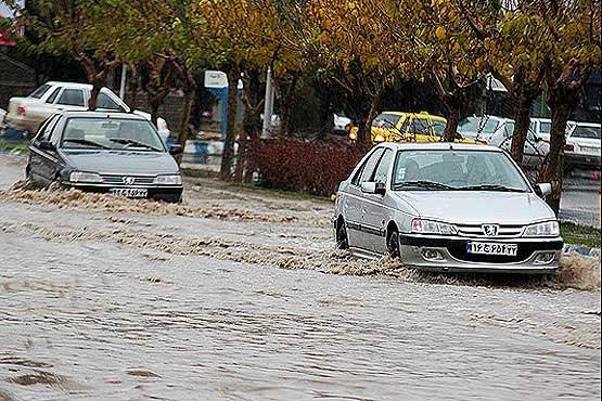 احتمال سیلاب در ۱۱ استان