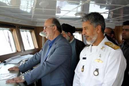 امنیت دریای خزر فقط با همکاری کشورهای منطقه برقرار می شود