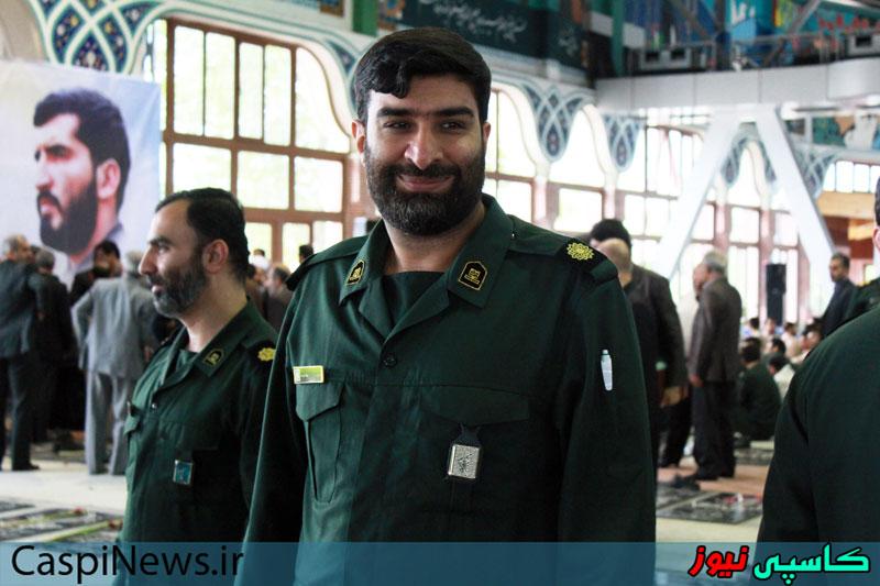 مراسم صبحگاه مشترک سپاه،مسئولین و مردم /گزارش تصویری