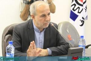 مراسم تجلیل نماینده مردم رشت از خبرنگاران گیلان + گزارش تصویری