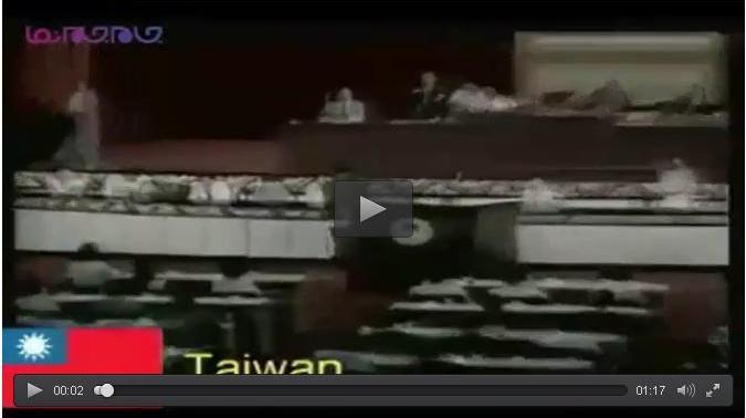 مضحک ترین کتک کاری ها در پارلمان های جهان + فیلم