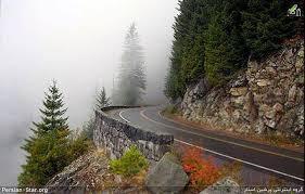 باران در جاده های سه استان،مراقب باشید