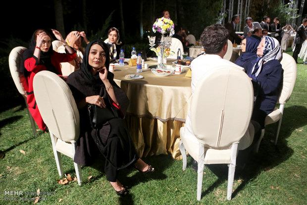 تصاویری از جشن روز ملی سینما