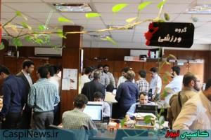 اردوی بسیجیان عضو سازمان بسیج رسانه گیلان برگزار شد/گزارش تصویری