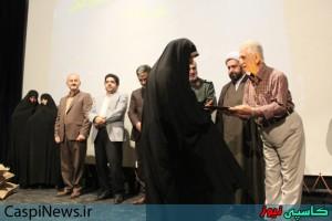 اختتامیه جشنواره فیلم بسیج و رونمایى از مستند روایت نور بر گزار شد/گزارش تصویری