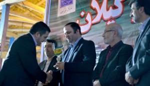نخستین جشنواره حصیر در منطقه آزاد انزلی برگزار شد