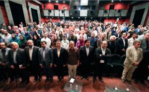 تصاویر/ مراسم تجلیل از برترین های جشن سینمای ایران