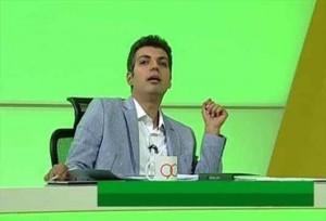 طعنه به محمود احمدی نژاد روی آنتن ۹۰!