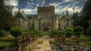 زیباترین و معروف ترین قصرها و قلعه های جهان