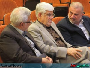 اختتامیه دوازدهمین کنفرانس بین المللی انجمن رمز ایران با حضور دکتر محمدرضا عارف/گزارش تصویری