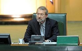 لاریجانی، رئیس مجلس ماند