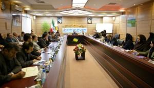 برگزاری نخستین کارگاه آموزشی صندوق ضمانت صادرات در منطقه آزاد انزلی