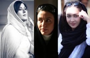 رقابت مهتاب کرامتی، نیکی کریمی و مریلا زارعی روی پرده سینما