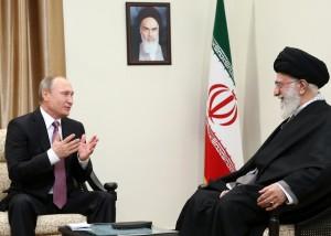 مواضع شخص آقای پوتین خیلی خوب و مبتکرانه است