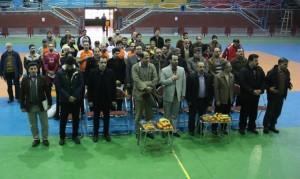 افتتاحیه اولین دوره مسابقات جام بزرگ تاکسیران + تصاویر