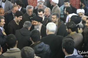 گزارش تصویری از حضور آیت الله حسینی اشکوری در شهرستان رودسر