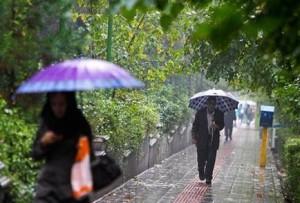 بارشهای ایران به ۶۳.۸ میلیمتر رسید، ۵۵ درصد کمتر از سال گذشته
