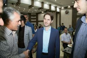 گزارش تصویری از افطاری عضو شورای شهر رشت