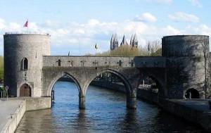 ده شهر تاریخی زیبا و حیرت انگیز در بلژیک +تصاویر