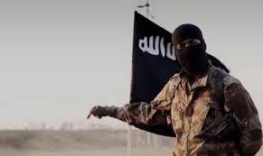 دختر ۱۵ ساله در دام داعش +تصاویر