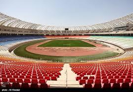 ورزشگاه نقش جهان در آستانه افتتاح +عکس