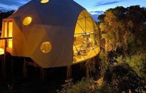 اقامتگاههای لوکس جنگل های آفریقا +تصاویر