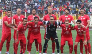 تیم فوتبال سپیدرود رشت میزبان گل گهر سیرجان است