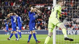 لسترسیتی بدترین مدافع عنوان قهرمانی در تاریخ لیگ انگلیس