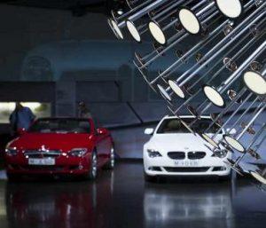 تصاویر؛ موزه BMW، موزه ایی متفاوت در آلمان