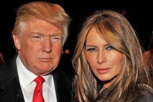 بی حرمتی به زن دونالد ترامپ در ملاعام/ مراقب زن ات باش! +عکس
