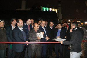 دومین بوستان شهرک مهر رشت افتتاح شد