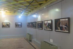 نمایشگاه « به نام زیتون » تصاویری از جنگ سوریه