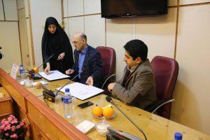 تفاهم نامه همکاری شهرداری با آموزش و پرورش منعقد گردید