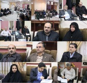 تفاهم نامه همکاری شهرداری رشت و سازمان بسیج سازندگی استان
