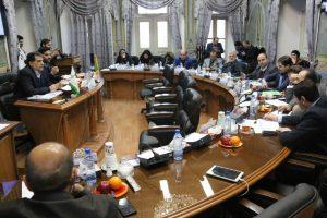 تصاویر یکصدو هفتاد و چهارمین جلسه شورای شهر رشت